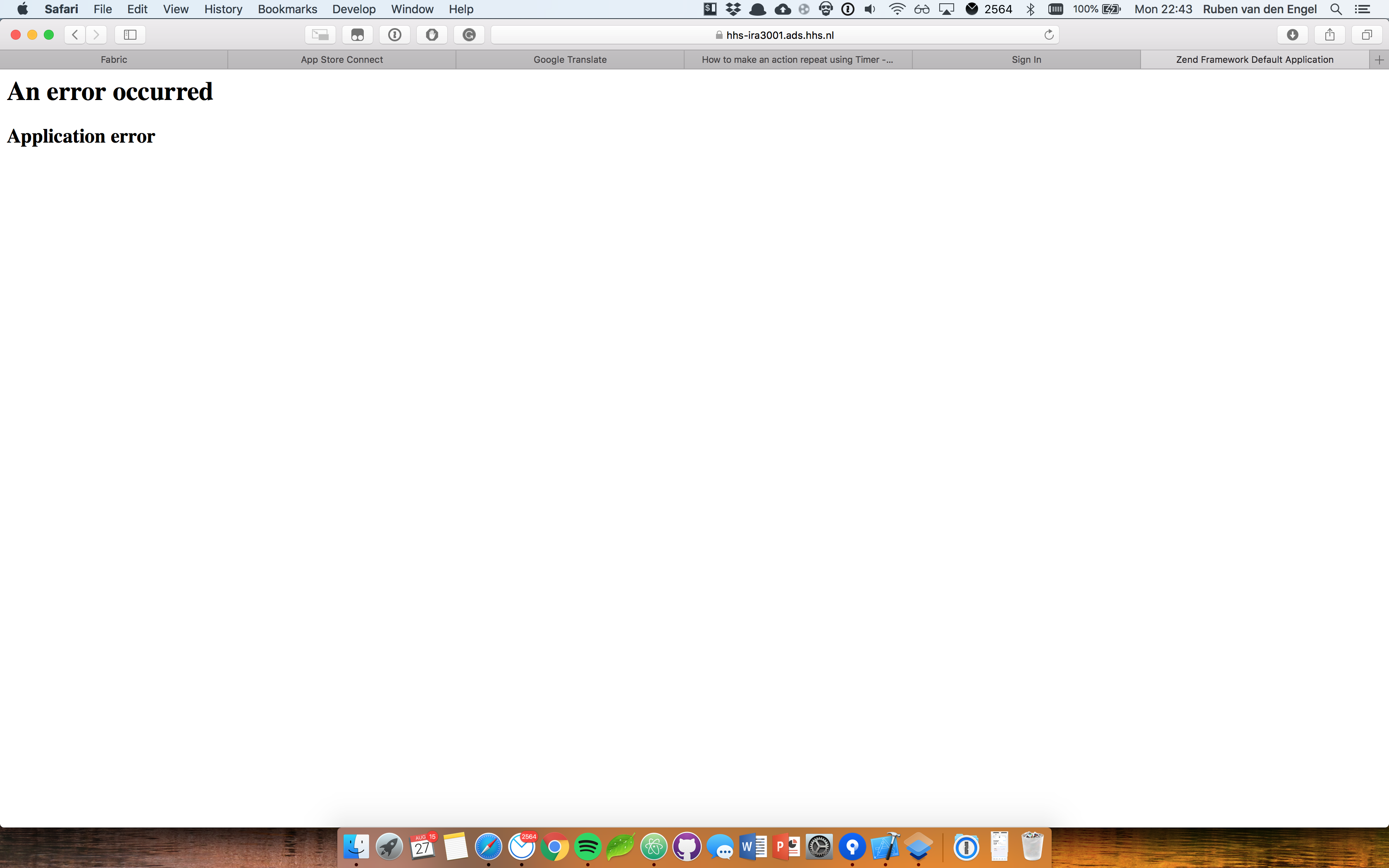 screenshot mac crash hhs servers